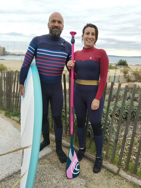 staff surf neoprene wetsuits marseille