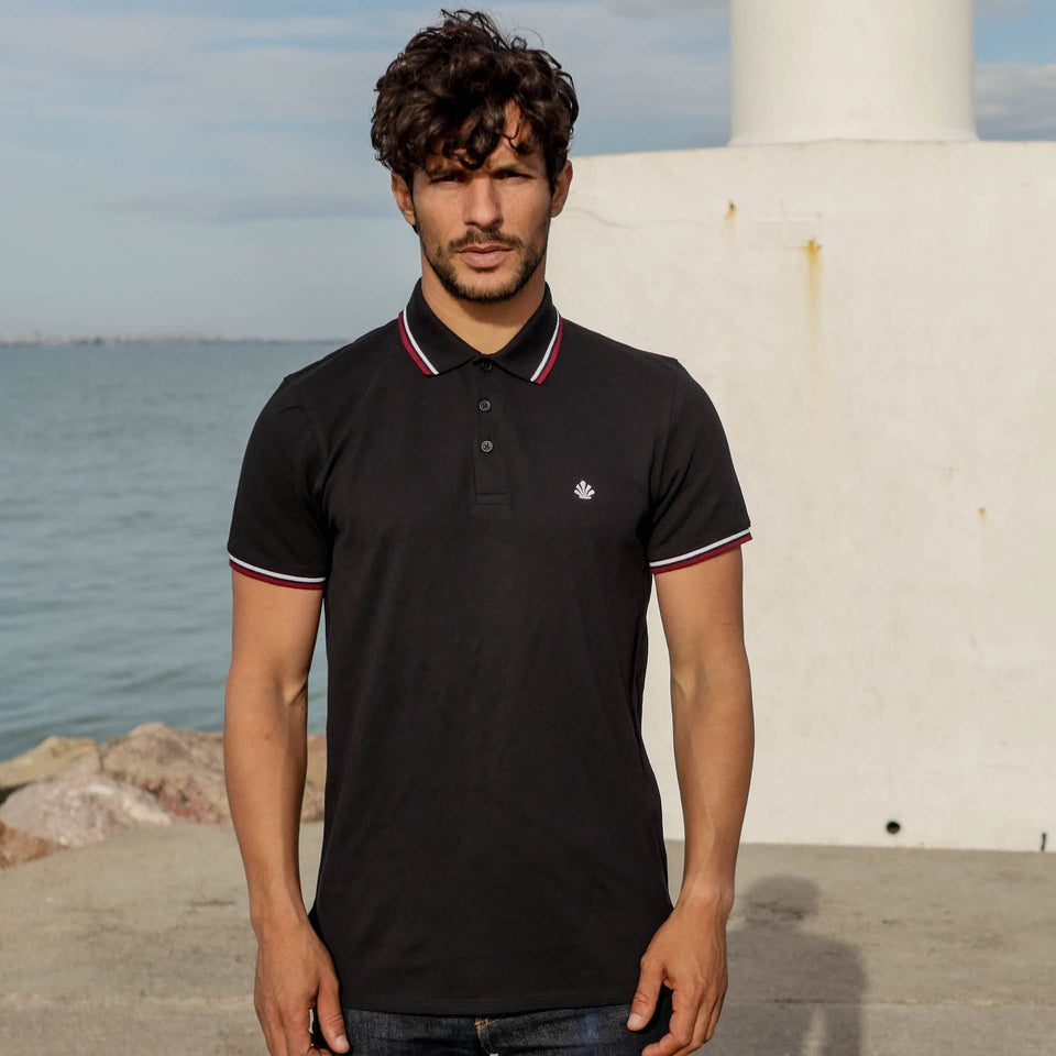 Polo - Man organic cotton