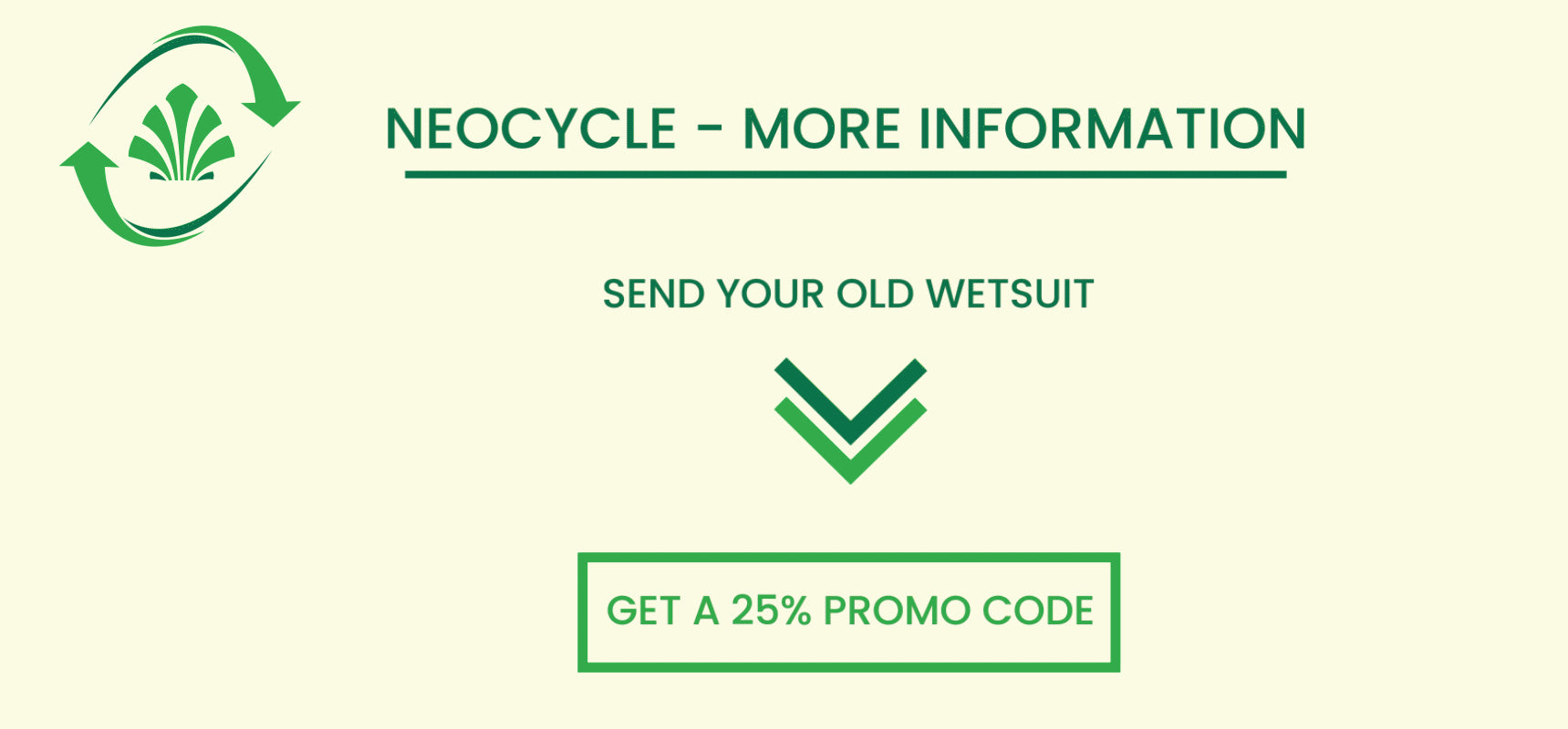 Get your promo code