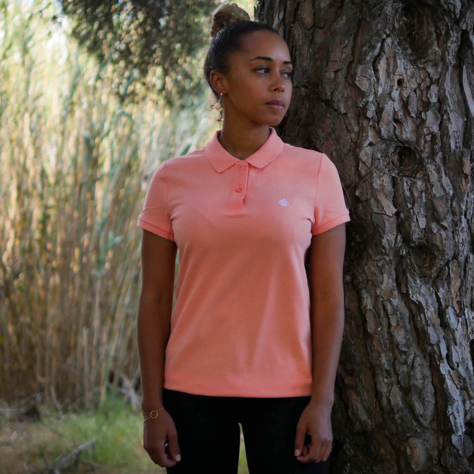 Polo - Woman organic cotton