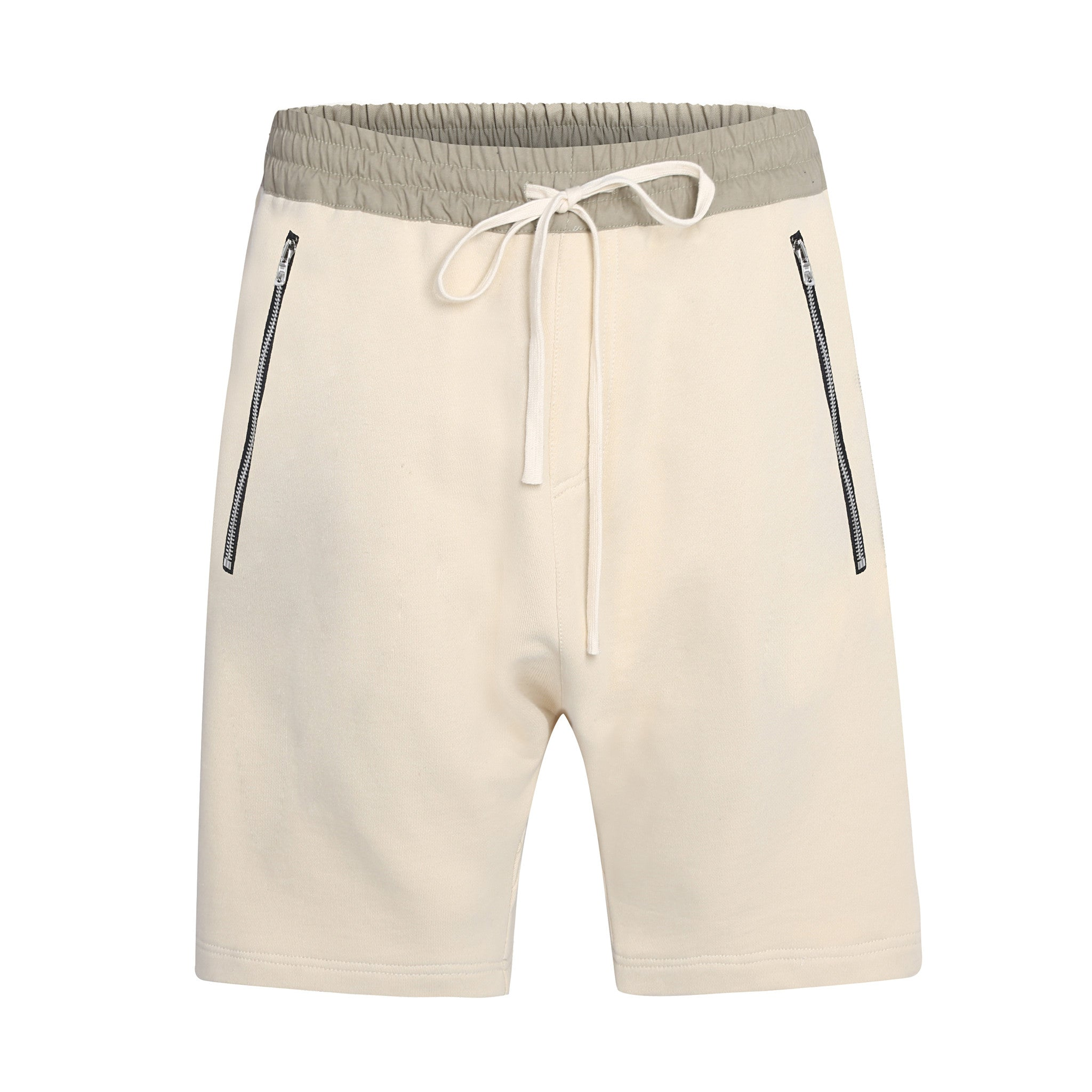 DRAWSTRING SHORTS KHAKI