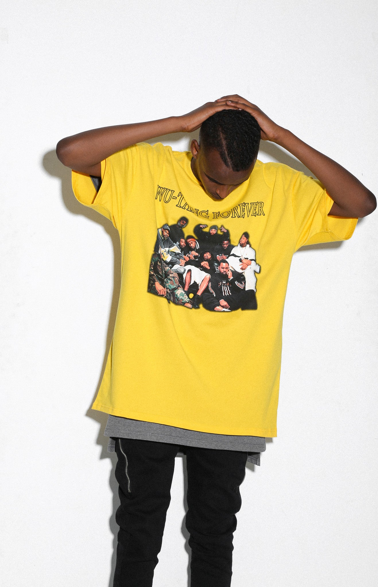 "FFF INC. SUMMER TOUR ROCK TEE  ""WUTANG"""