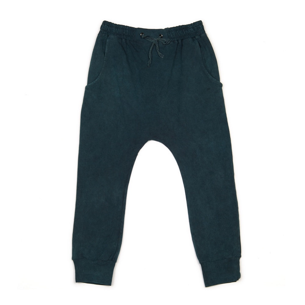 Children of the Tribe - Teal Slouch Pant