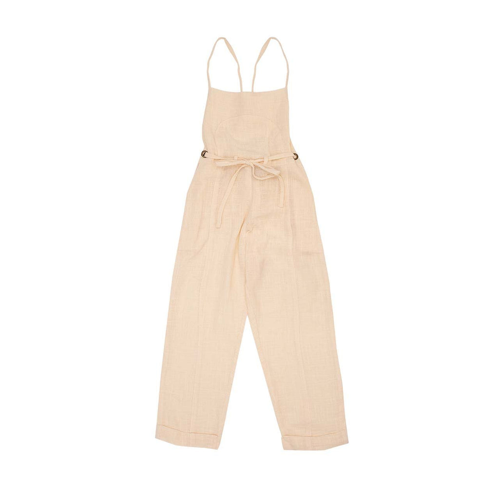 Bella and Lace - Sally Overalls - Floss