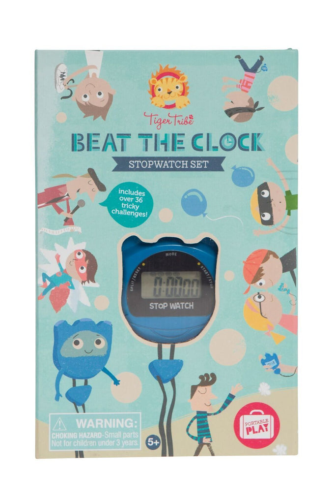 Tiger Tribe - Beat The Clock - Stopwatch Set
