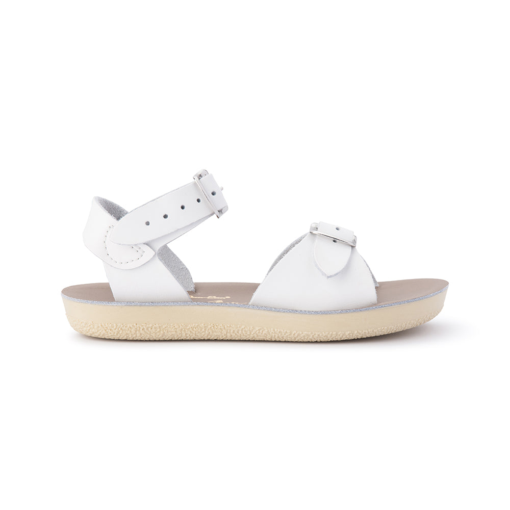 Salt Water Sandals - Surfer - White