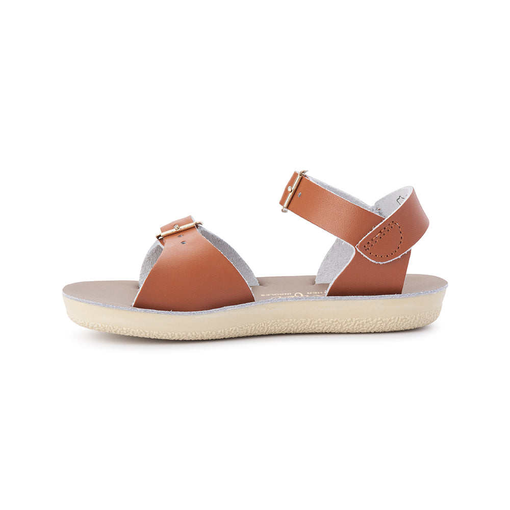 Salt Water Sandals - Surfer - Tan