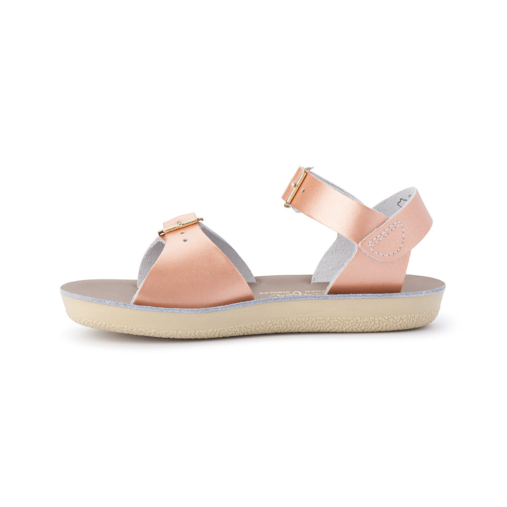 Salt Water Sandals - Surfer - Rose Gold
