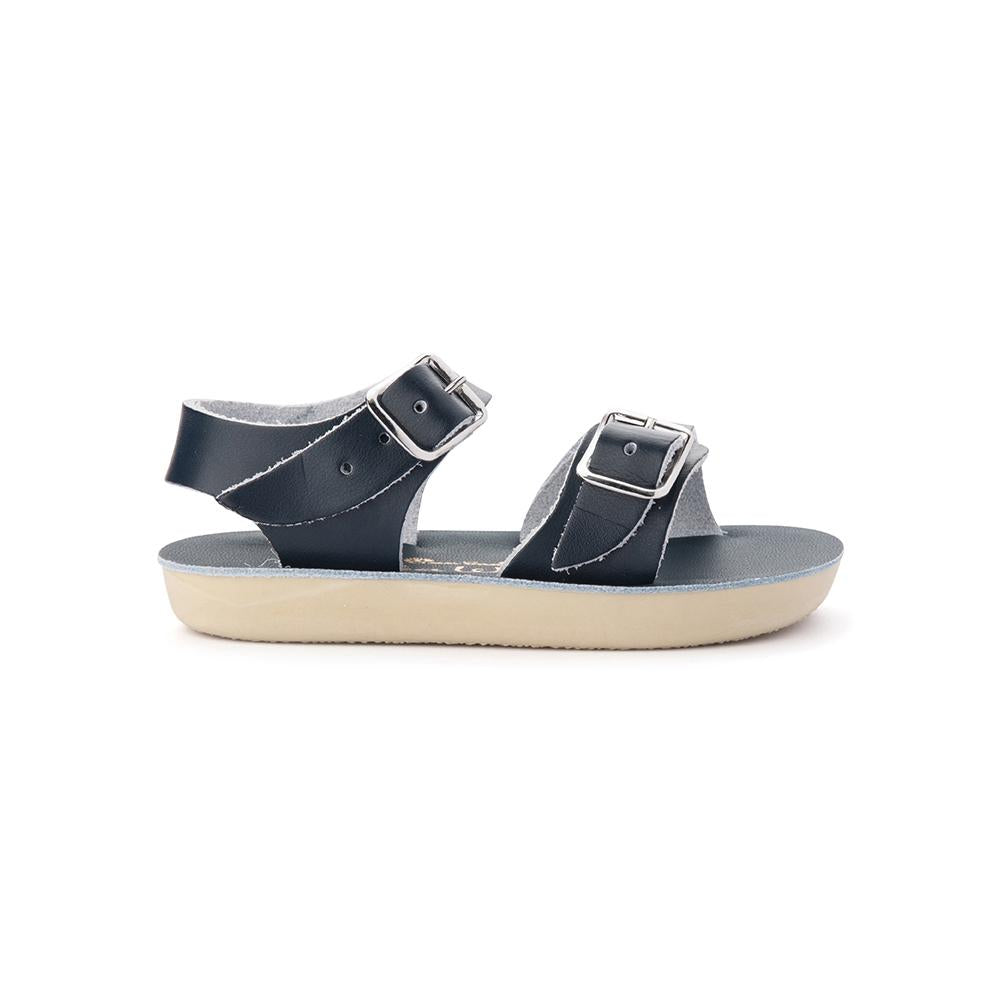 Salt Water Sandals - Sun San  - Sea Wee - Navy