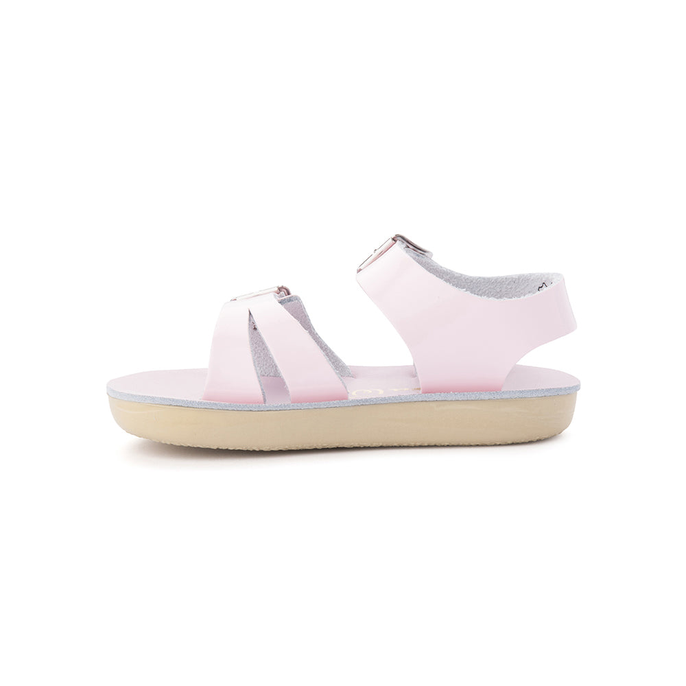 Salt Water Sandals - Sun San - Sea Wee - Shiny Pink