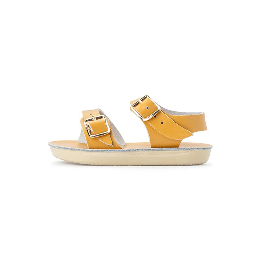 Salt Water Sandals - Sun San - Sea Wee - Mustard