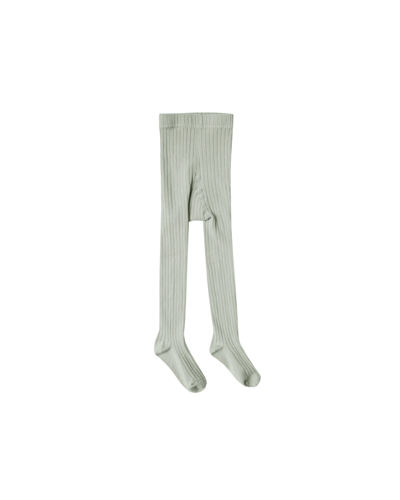 Rylee & Cru - Rib Tights - Sea Foam