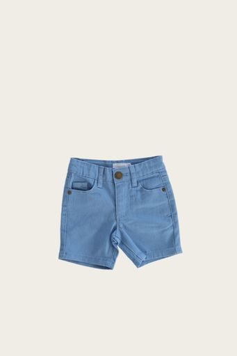 Jamie Kay - Noah Denim Short - Ocean