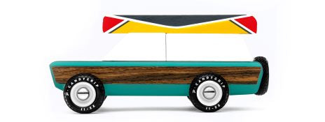 Candylab Wooden Vehicle - Pioneer Aspen