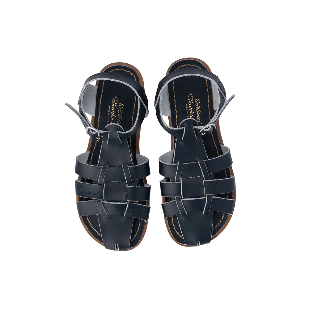 Salt Water Sandals WOMENS - Shark Original - Navy