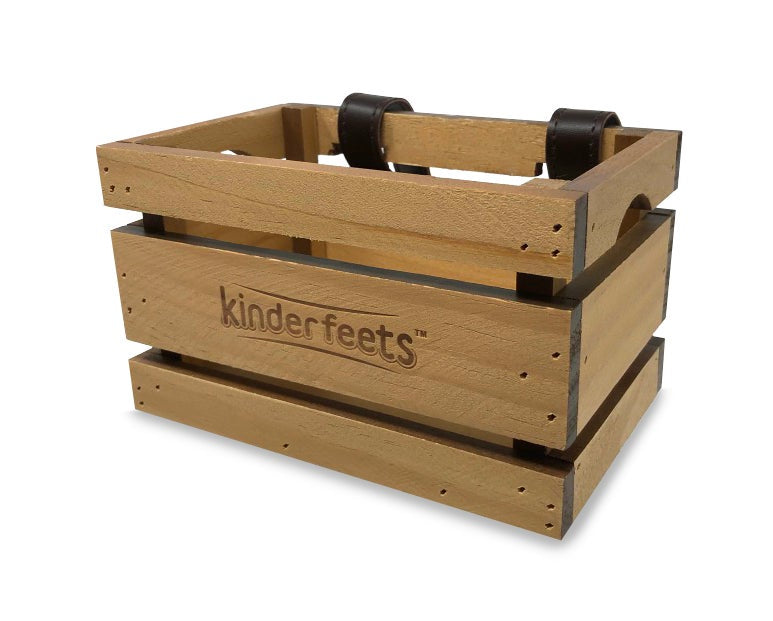 Kinderfeets - Bike Crate