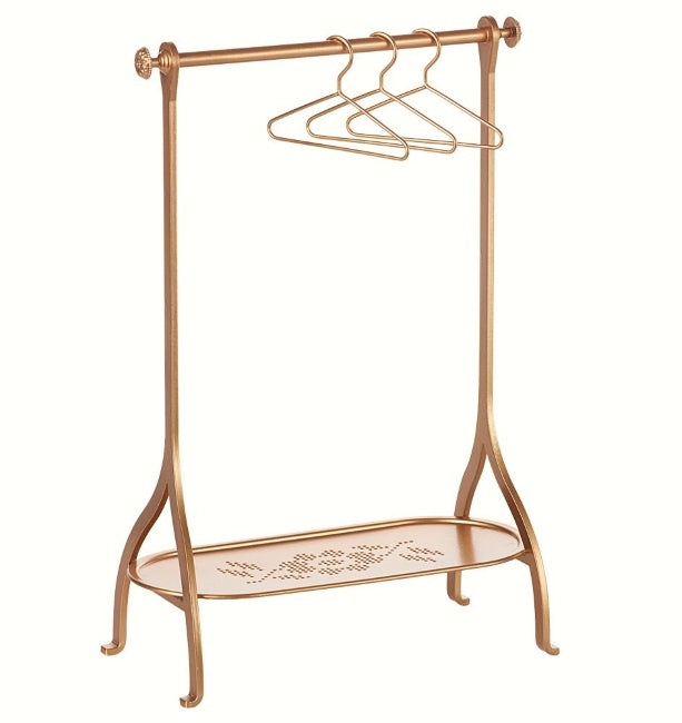 Maileg - Gold Clothes Rack