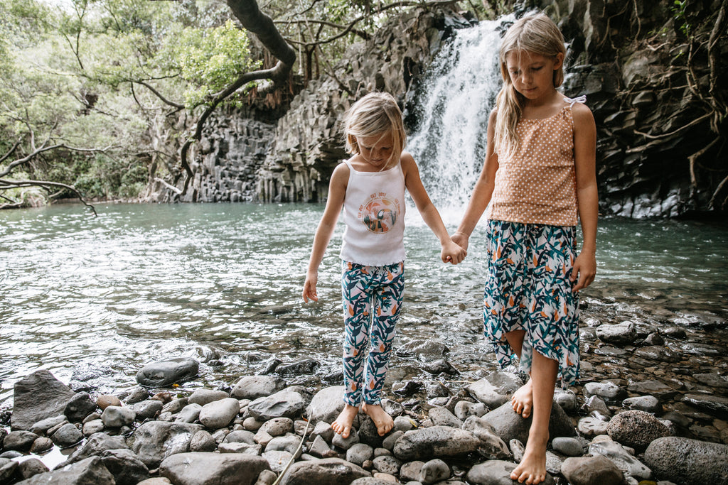 Children of the Tribe - Maui Skirt