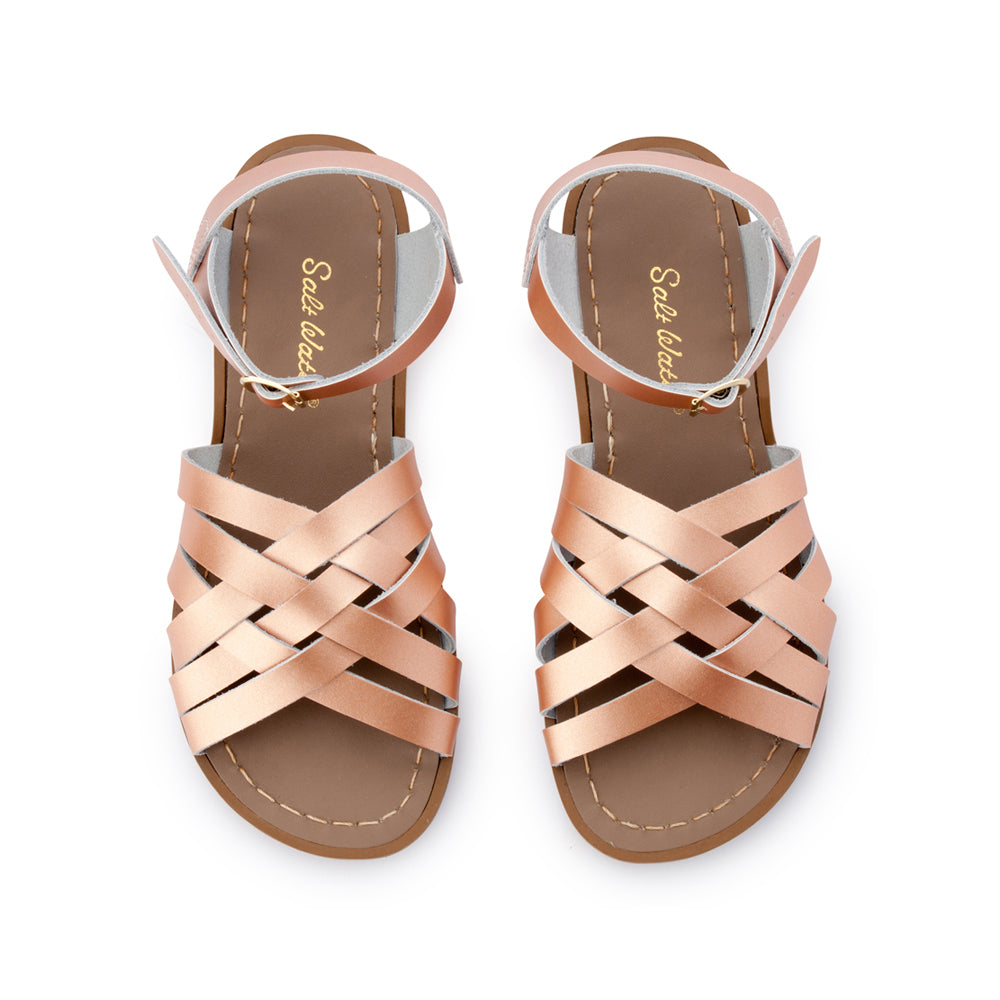 Salt Water Sandals WOMENS - Retro - Rose Gold