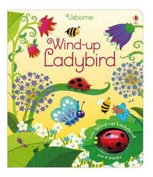 Books - Wind Up Ladybird