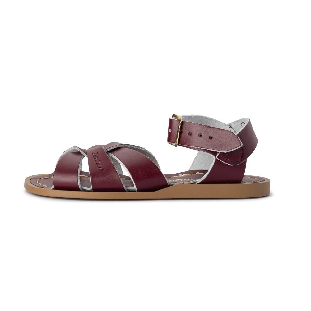 Salt Water Sandals - Original - Claret