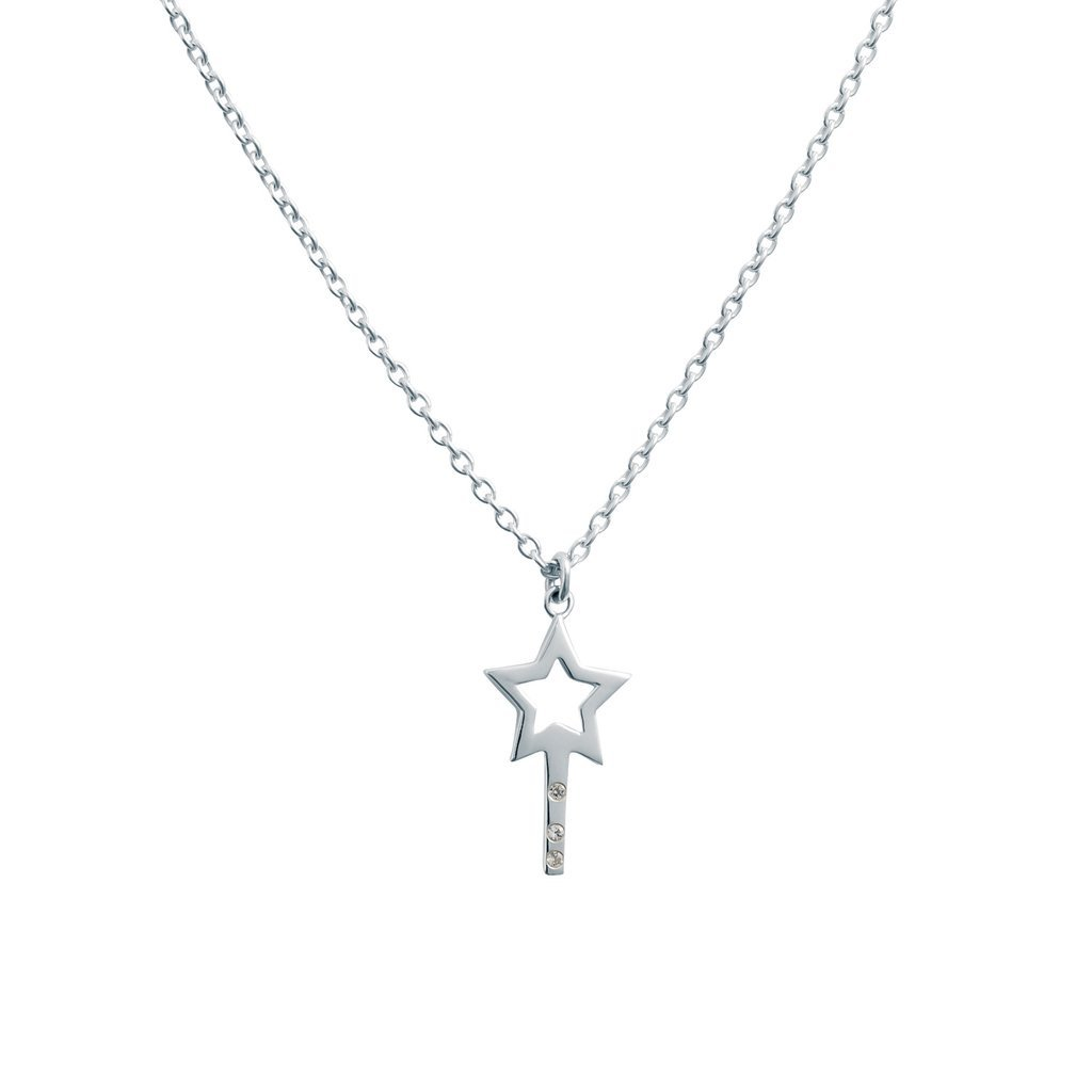 BO + BALA - Star Wishing Wand Necklace