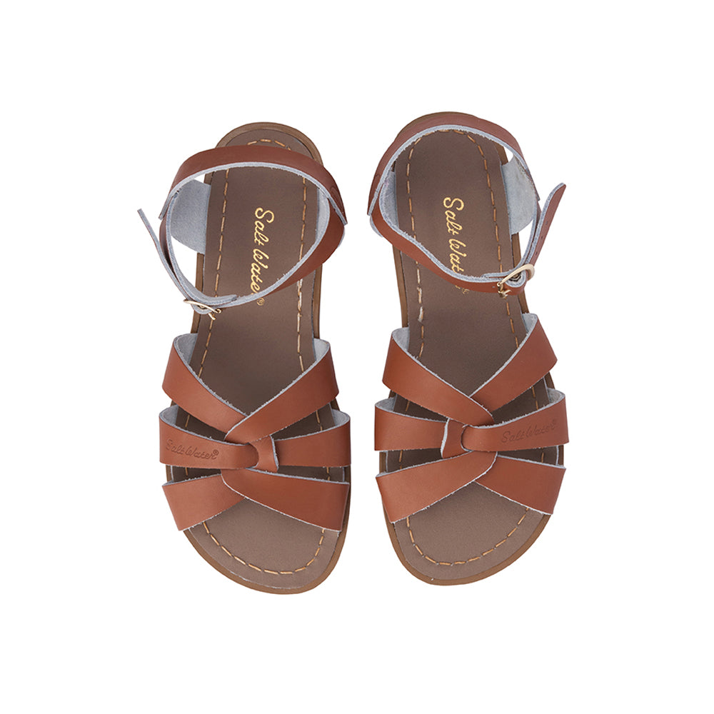 Salt Water Sandals WOMENS - Original - Tan