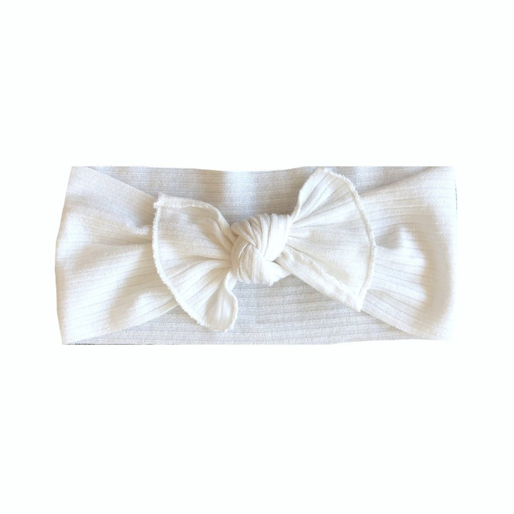 Arch N Ollie Hush Head Wrap - Cream