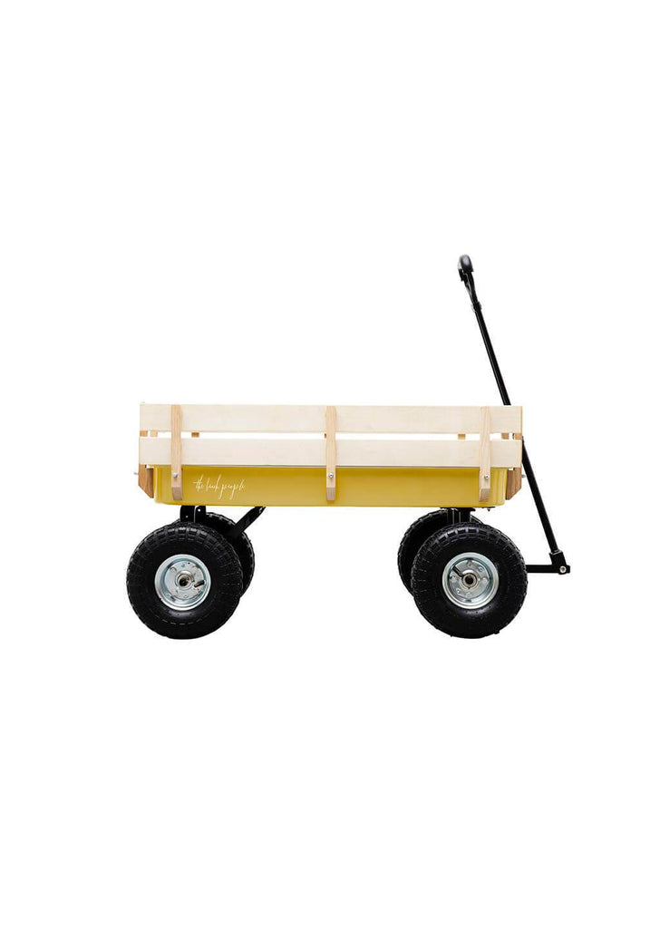 The Beach People - Beach Cart - Mustard