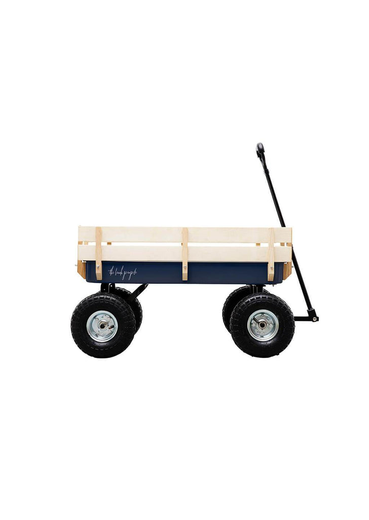 The Beach People - Beach Cart - Navy Blue