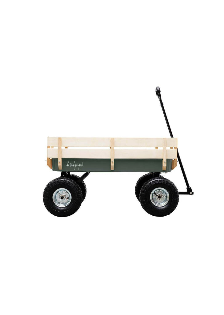 The Beach People - Beach Cart - Olive Green