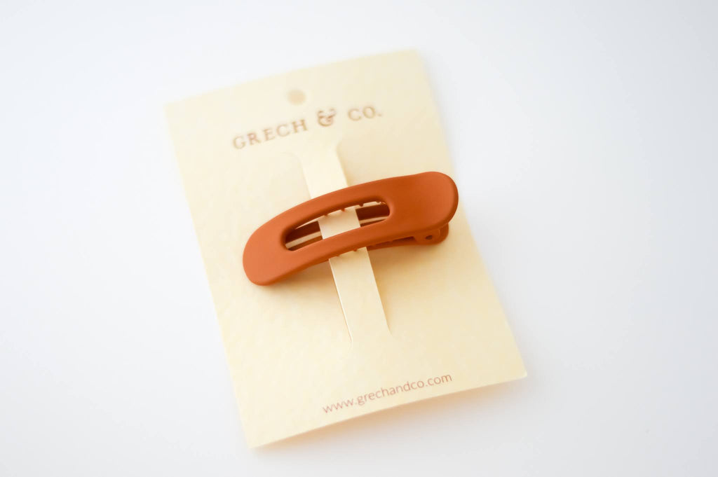 Grech & Co Grip Clip- Spice