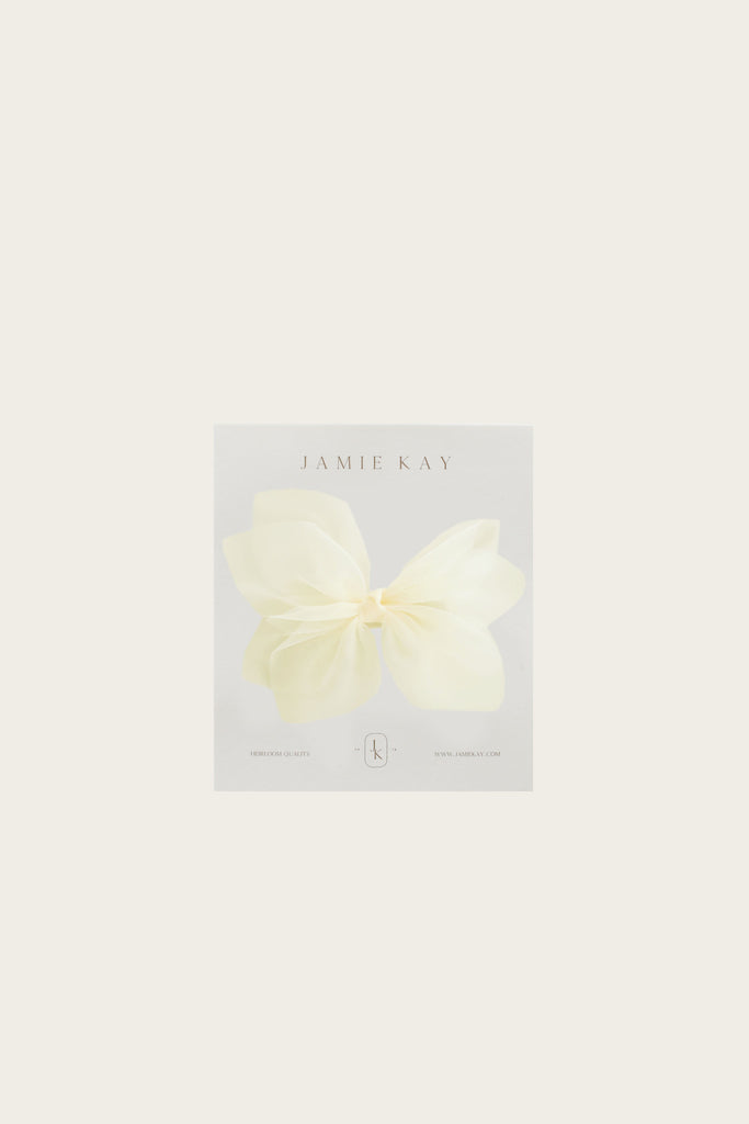 Jamie Kay - Fairy Bows - Yellow
