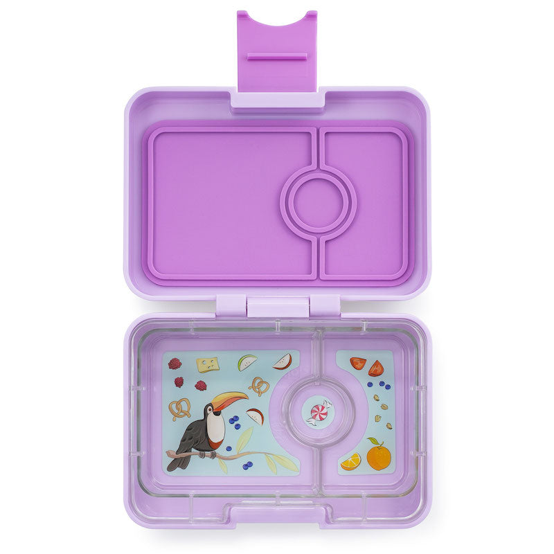 Yumbox - Snack Box - Lila Purple