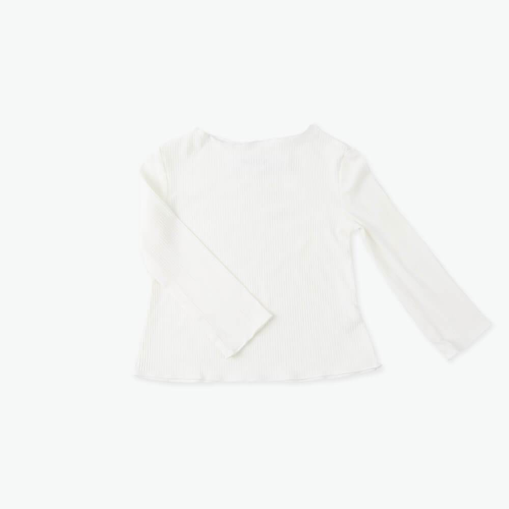 Precious April - Marlee Ruffle Top