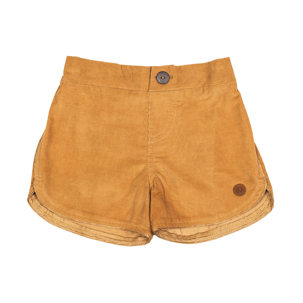 Children of the Tribe - Boys Shorts - Mustard