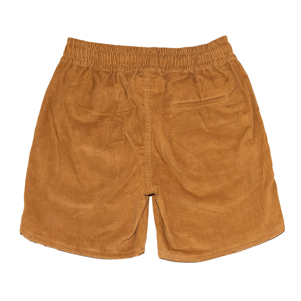 Children of the Tribe - Drawstring Short - Mustard