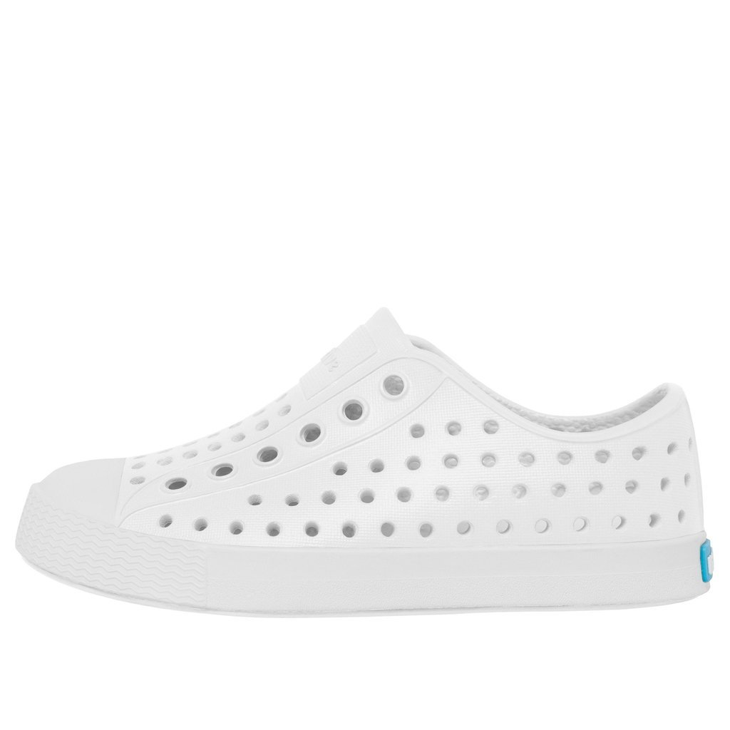 Native Shoes - Jefferson Child - Shell White / Shell White