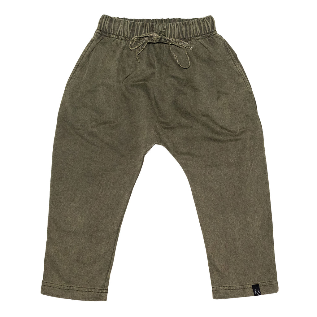 Children of the Tribe - Chill Pant - Olive