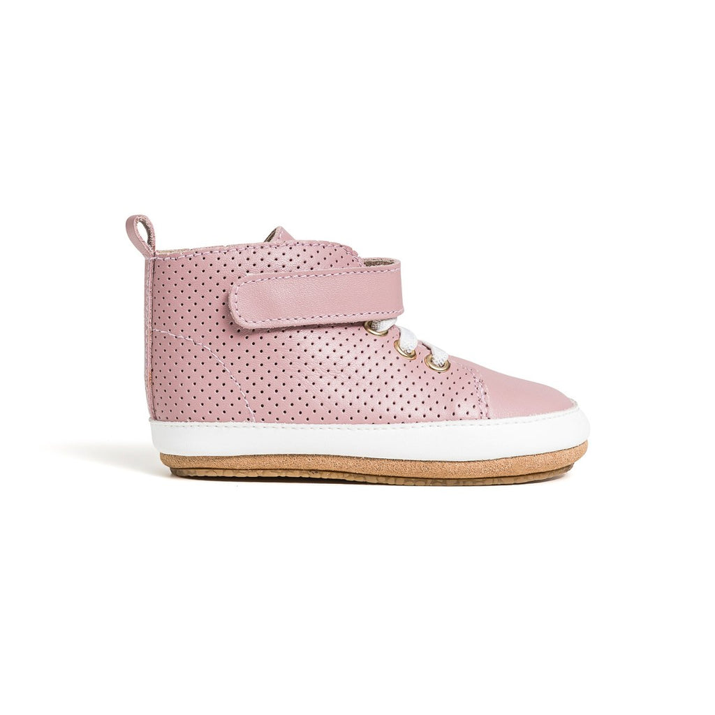 Pretty Brave - Hi-Top Boot - Wild Rose