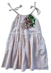 Bella and Lace - Noel Dress - Sugarplum Embroidery