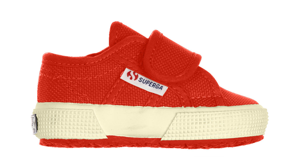 Superga - 2750 Bstrap - Red