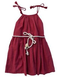 Bella and Lace - Noel Dress - Clause with Belt