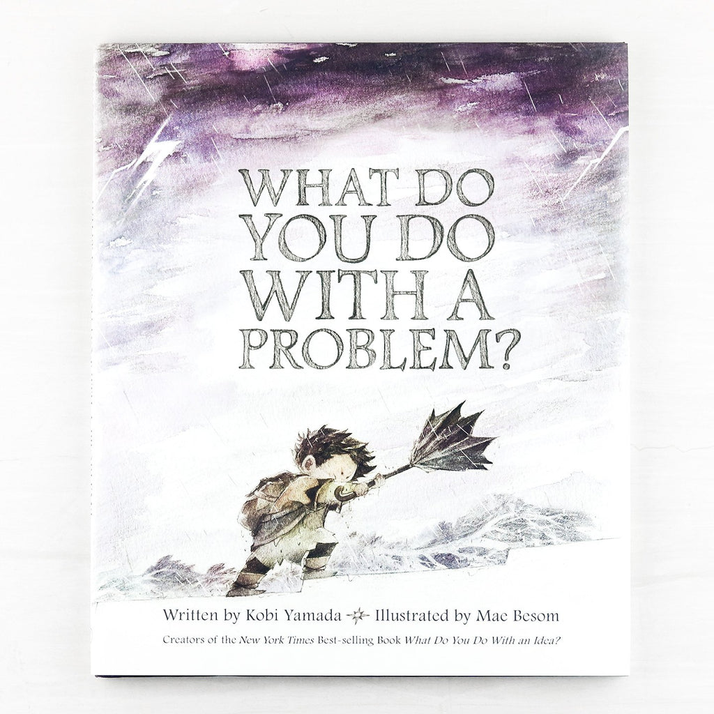 Book - What Do You Do With A Problem?