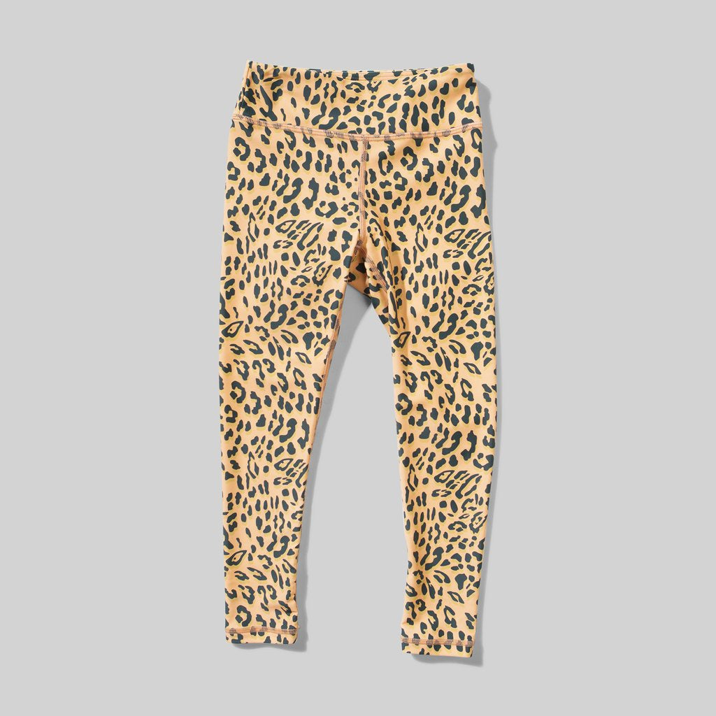 Missie Munster - Centre Stage Leggings - Leopard
