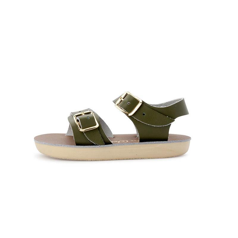Salt Water Sandals - Sun San - Sea Wee - Olive