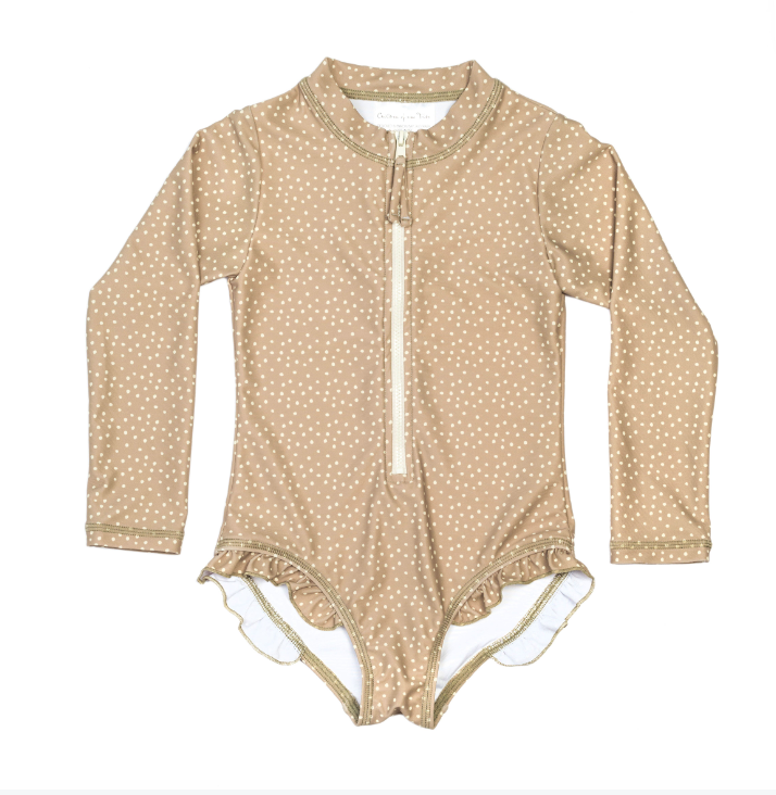 Children of the Tribe - Out of Africa Long Sleeved Swim Onesie