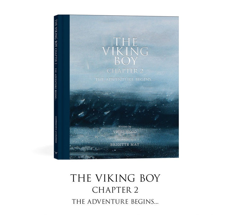 UncleBearSkin Book - The Viking Boy Chapter 2 - the adventure begins