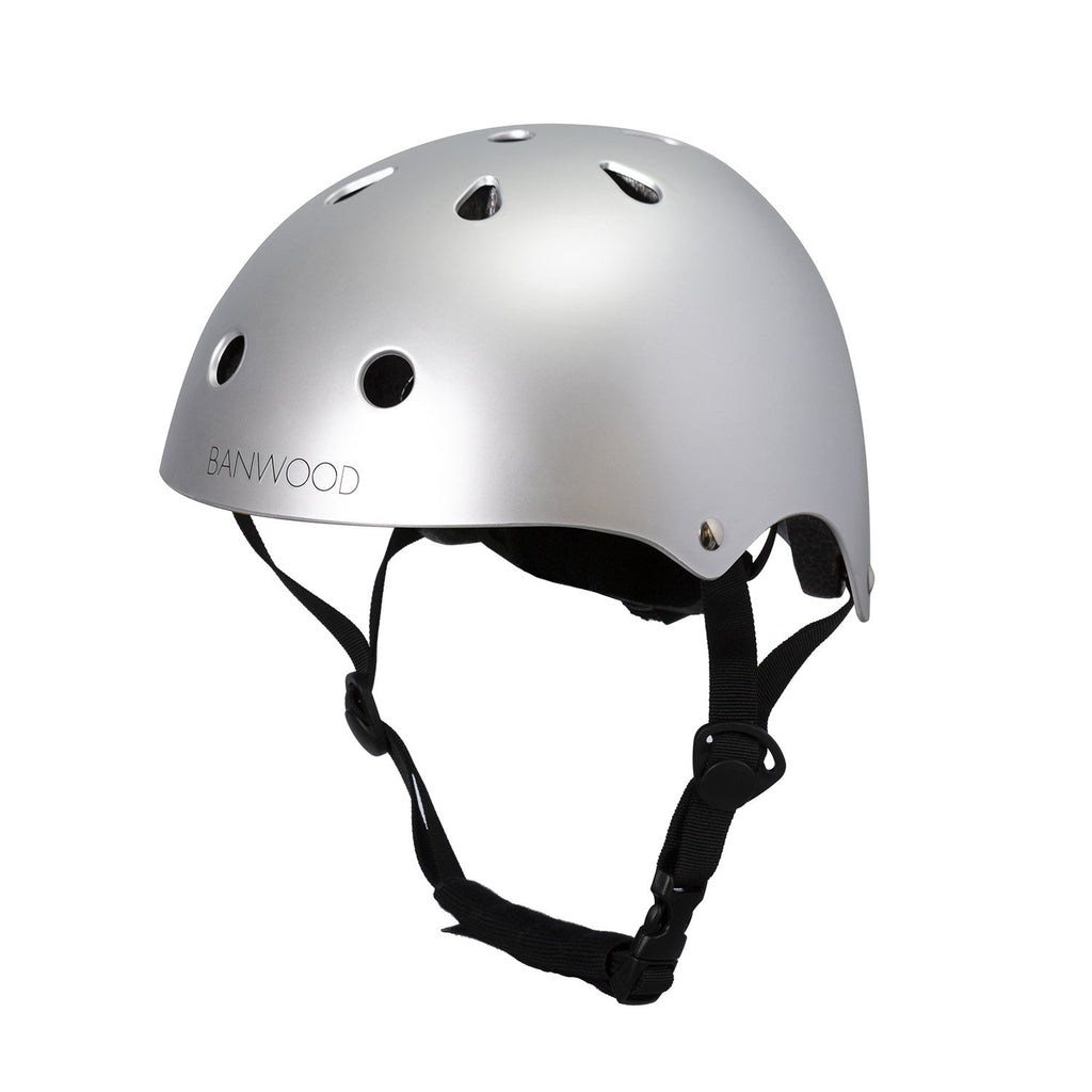 Banwood Helmet - Chrome