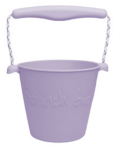 Scrunch - Bucket - Light Purple